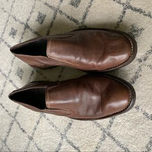 Cole Haan Nike Air slip on loafers size 10
